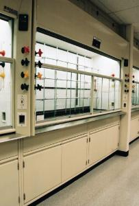 VWR® Talon® Stainless Steel Fume Hood Lab-Frame Kits