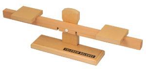 Simple Machines, Fulcrum Balance Model