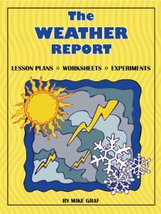 Weather Report Workbook