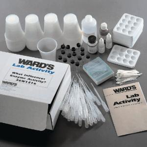 Ward's® What Influences Enzyme Activity? Kit