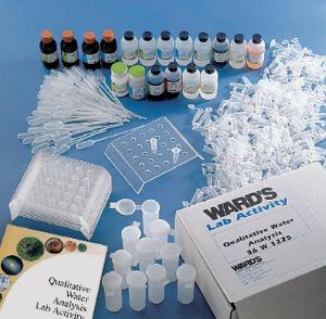 Ward's® Qualitative Water Analysis Lab Activity