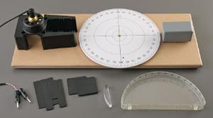Reflection/Refraction Apparatus
