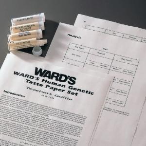 Ward's® Genetic Test Paper Kit