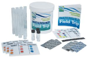 Earth Force Elementary Education Watershed Field Trip Kit