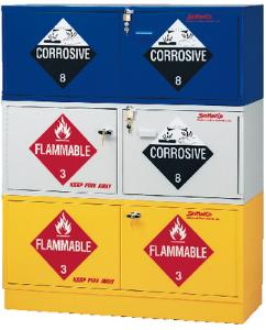 Stack-a-Cab® Safety Storage Cabinets