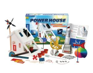 Power House – Sustainable Living in the 21st Century Science Kit
