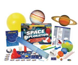 Space Exploration Activity Set