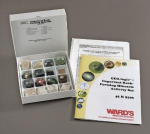 Ward's® GEO-Logic Rock-Forming Minerals Set