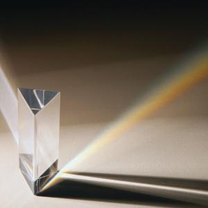 Equilateral Acrylic Prisms