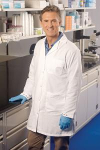VWR® Men's Lab Coat, Reusable
