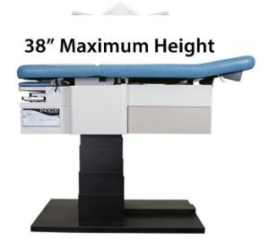 Maximum height 4500 series