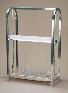 GrowLab® DeskTop Plant Stand