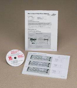 How to Use a Triple Beam Balance Kit