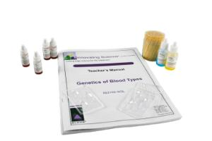 Genetics of Blood Types - Small Group Learning Kit