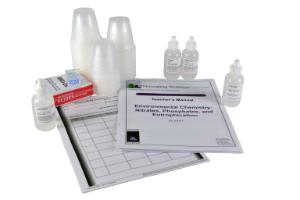 Environmental Chemistry: Nitrates, Phosphates and Eutrophication - Small Group Learning Kit