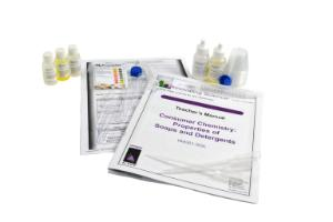Properties of Soaps and Detergents - Small Group Learning Kit