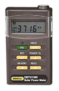 Digital Solar Power Meter