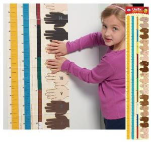 Unifix® Height Chart