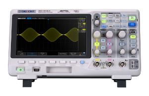 100MHz 2-Ch Digital Storage Oscilloscope