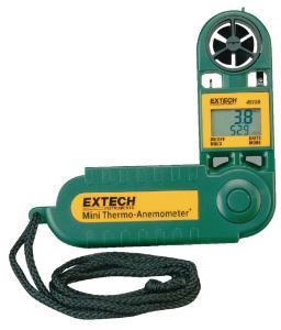 Mini Thermo-Anemometer