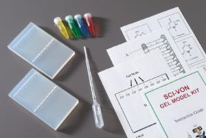Ward's® Electrophoresis Gel-Loading Practice Kit