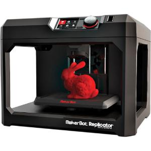 Replicator 5th Generation Desktop 3D Printer