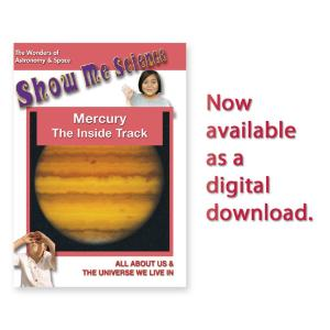 Show Me Science: Mercury - The Inside Track