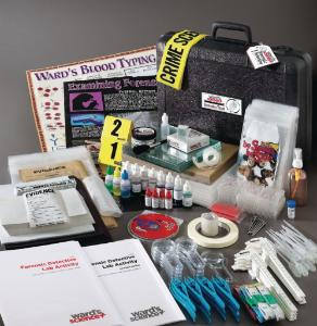 Forensic Detective Kit Ward S Science
