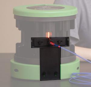 Fiber Optic Holder for Carousel Power Supply