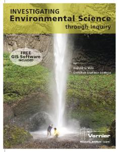 Investigating Environmental Science Through Inquiry Lab Book