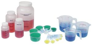 17-Piece Liquid Measure Set