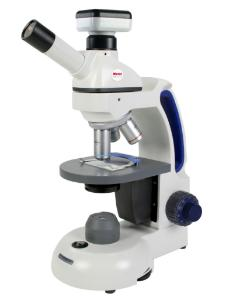 Compound Microscope and USB Camera, 235×151×362 mm