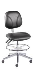 VWR® Contour Deluxe Class 100/ISO Class 5 Clean Room Chairs