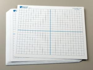 Double-sided Dry Erase Mats