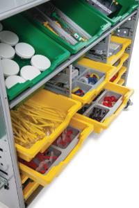 Gratnells MakerSpace Cart