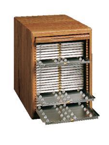 Wooden Slide Cabinets