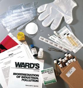 Ward's® Bioremediation of Industrial Pollution Lab Activity