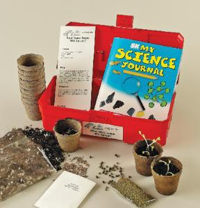 Tackling Science Kit: How Many Seeds Will Sprout?
