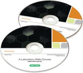 Bio-Rad® Supplementary Materials DVD Set