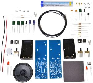 Fiber Optics Voice and Data Kit