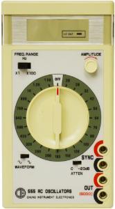 Sine/Square Wave Audio Generator
