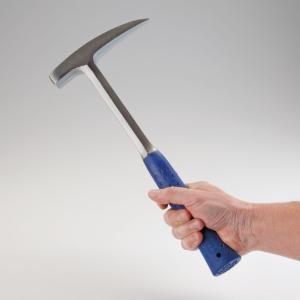 Estwing Long-Handled, Polished Pick-Head Hammer, 22 oz.