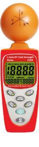 3-Axis Rf Field Strength Meter