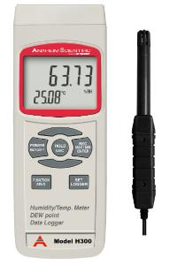 Humidity Temp Meter Data Logger