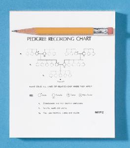 Pedigree Recording Forms