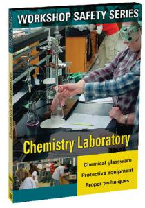 Chemistry Laboratory Safety DVD