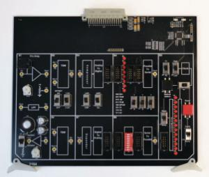 Digital Communication Signal Conversion Board