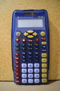 TI-15 Explorer Calculator