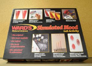 Ward's® Comprehensive Simulated Blood Curriculum
