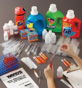 Ward's® How Effective Is Your Detergent? Lab Activity